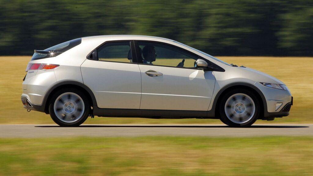 HONDA Civic VIII 1.8 i-VTEC 140KM 6MT WN70505 06-2008