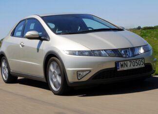 Używana Honda Civic VIII (2006-2011) – opinie, dane techniczne, typowe usterki