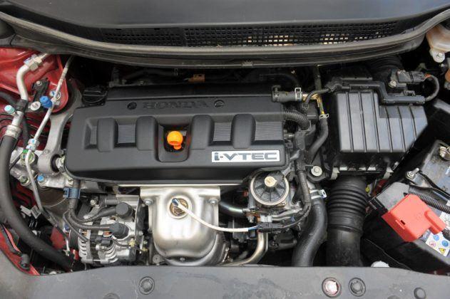 Honda Civic VIII - silnik
