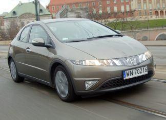 Używana Honda Civic VIII (2006-2011) – opinie, spalanie, dane techniczne, typowe usterki