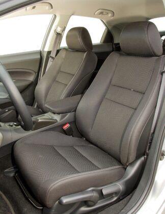 Honda Civic VIII fotel kierowcy