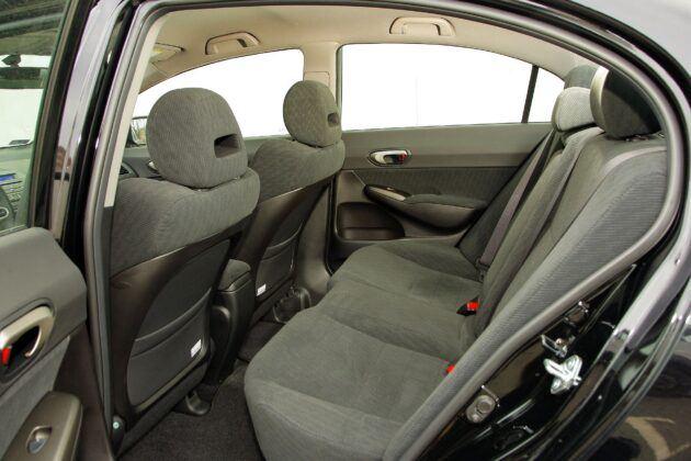 HONDA Civic VIII FL Sedan IMA 1.3 Hybrid 115KM AT CVT WN93209 02-2009