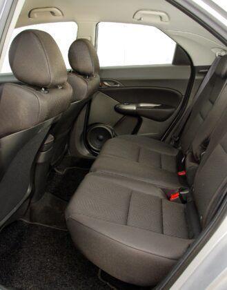 Honda Civic VIII kanapa