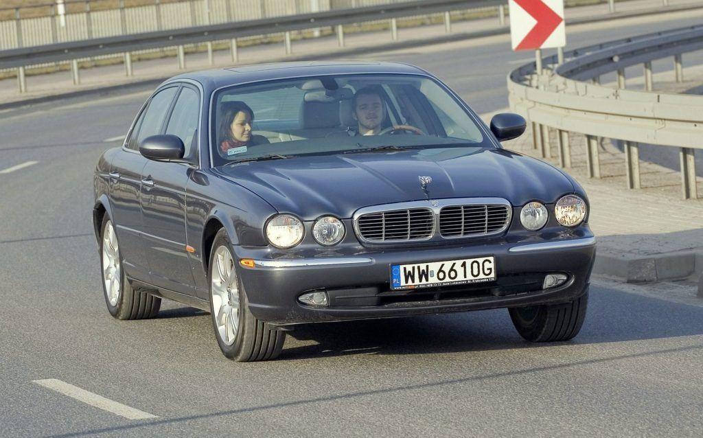Jaguar XJ X350 08