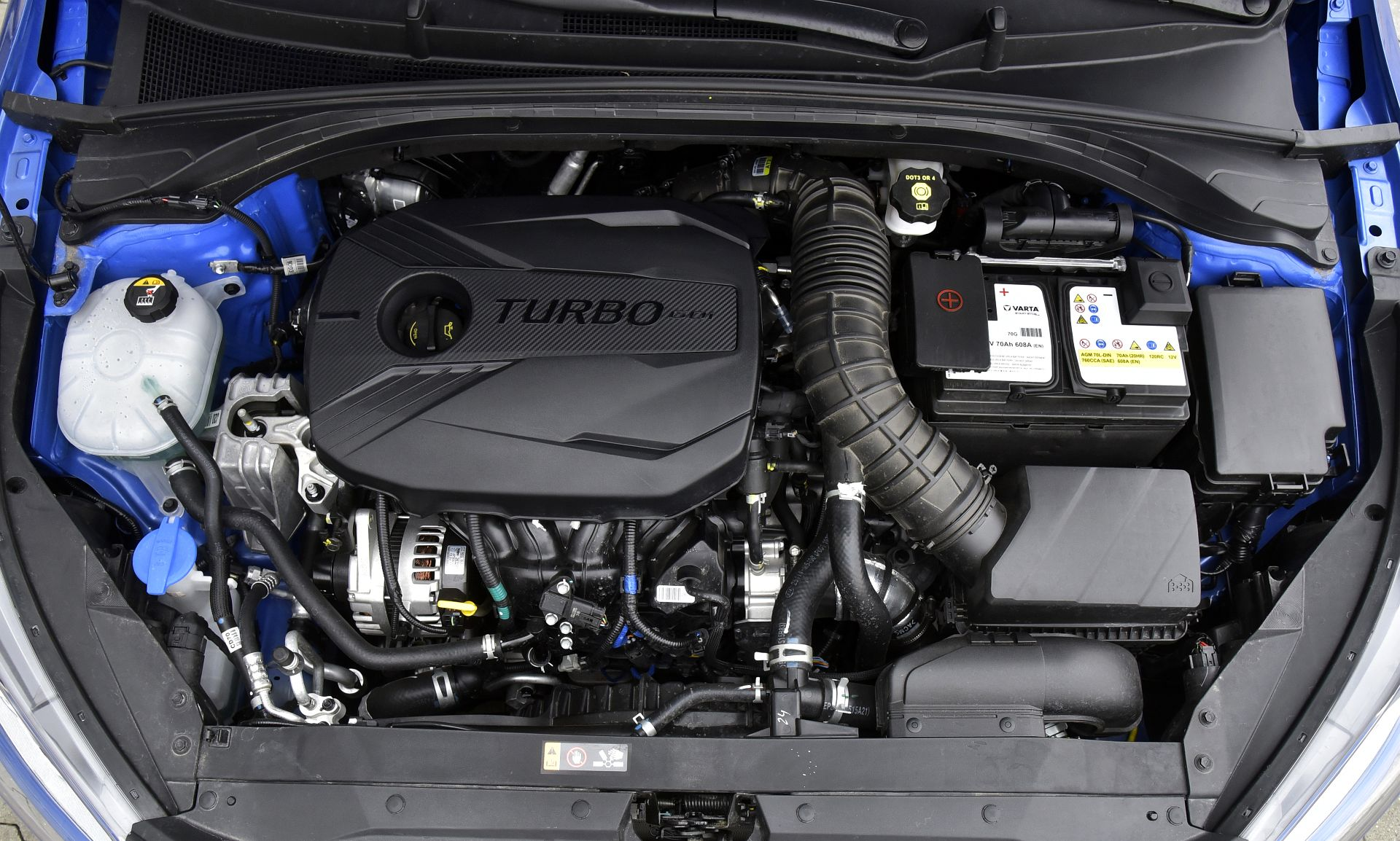 KIA ProCeed III GT 1.6Turbo-GDi 204KM 7AT DCT WN3521L 03-2019