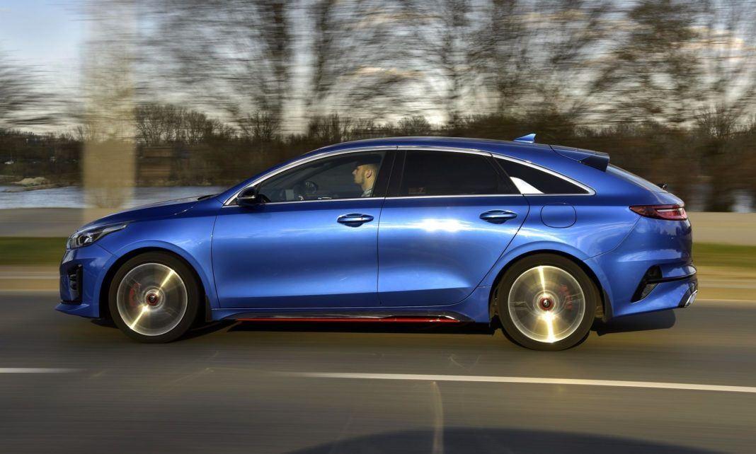 Kia Proceed GT 1.6 T-GDI