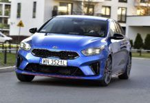 KIA ProCeed III GT 1.6Turbo-GDi 204KM 7AT DCT WN3521L 03-2019