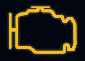 Kontrolka check engine: gdzie szukać awarii? Przyczyny zapalenia się kontrolki silnika