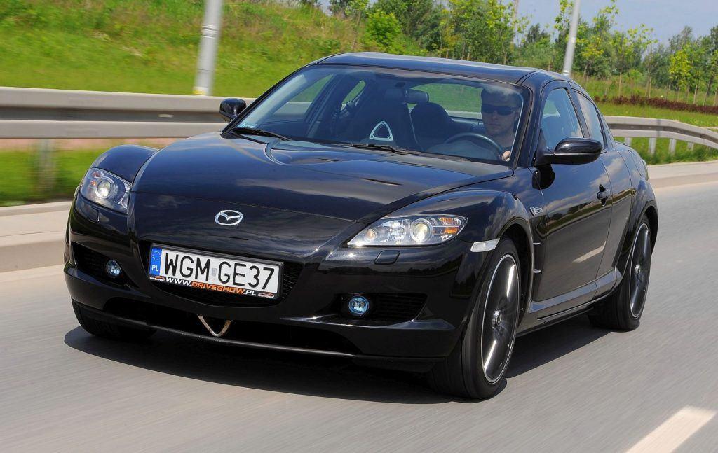 Mazda RX-8 01