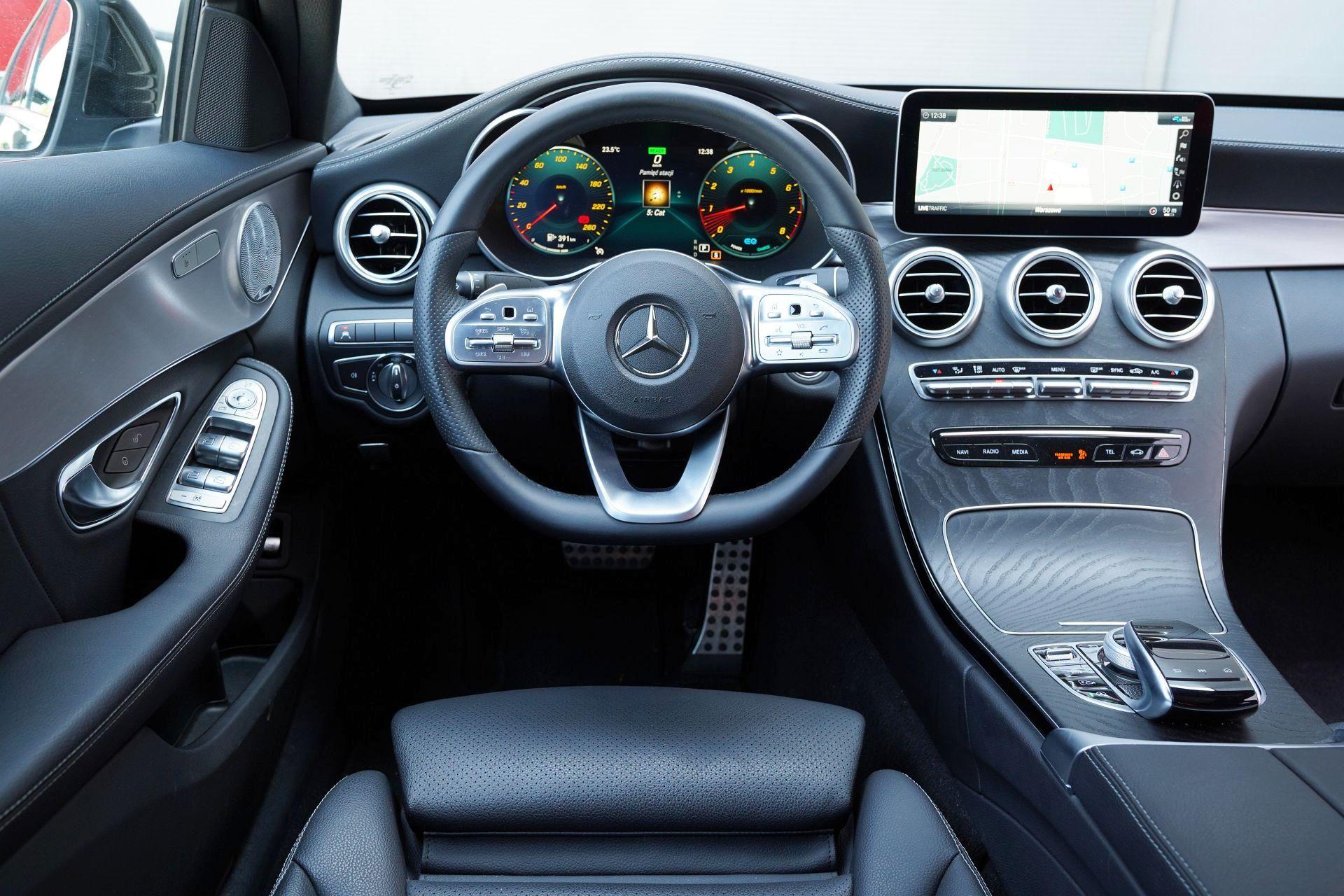 Mercedes klasy C 300 06