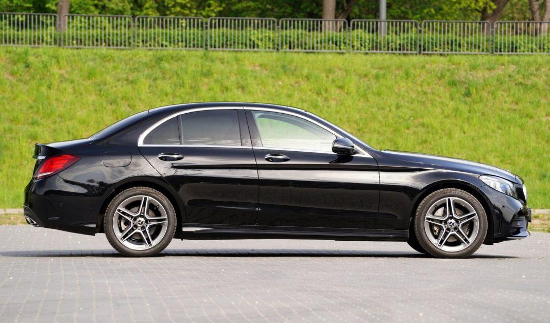 Mercedes klasy C 300 08