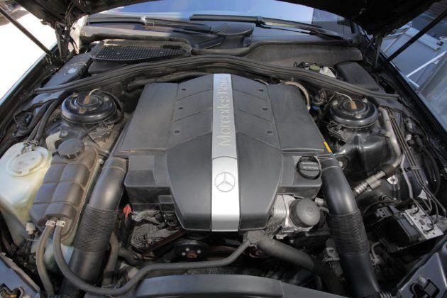Mercedes klasy S W220