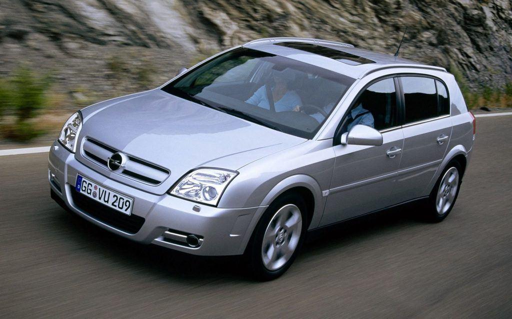 Opel Signum 08