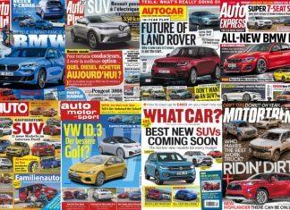 Motoryzacyjny przegląd prasy, czyli opinie, recenzje, komentarze europejskich dziennikarzy