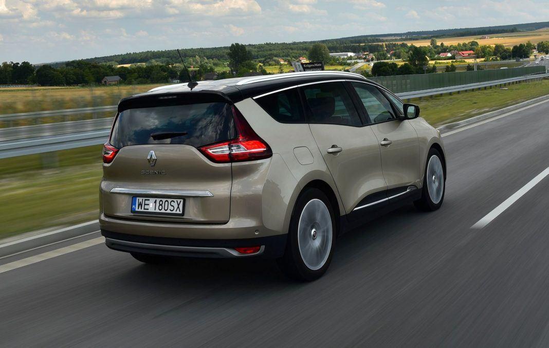 Renault Grand Scenic 1.5 dCi 110 EDC Intens