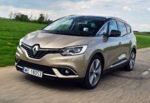 Renault Grand Scenic - otwierające