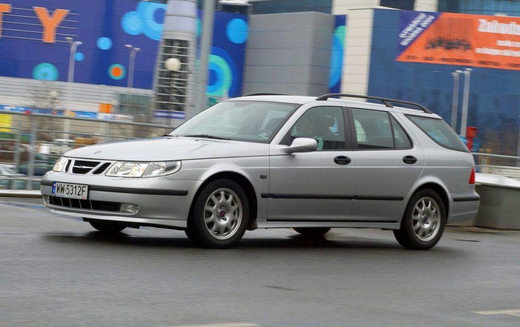 Saab 9-5 01