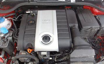 Silnik 2.0 Turbo FSI