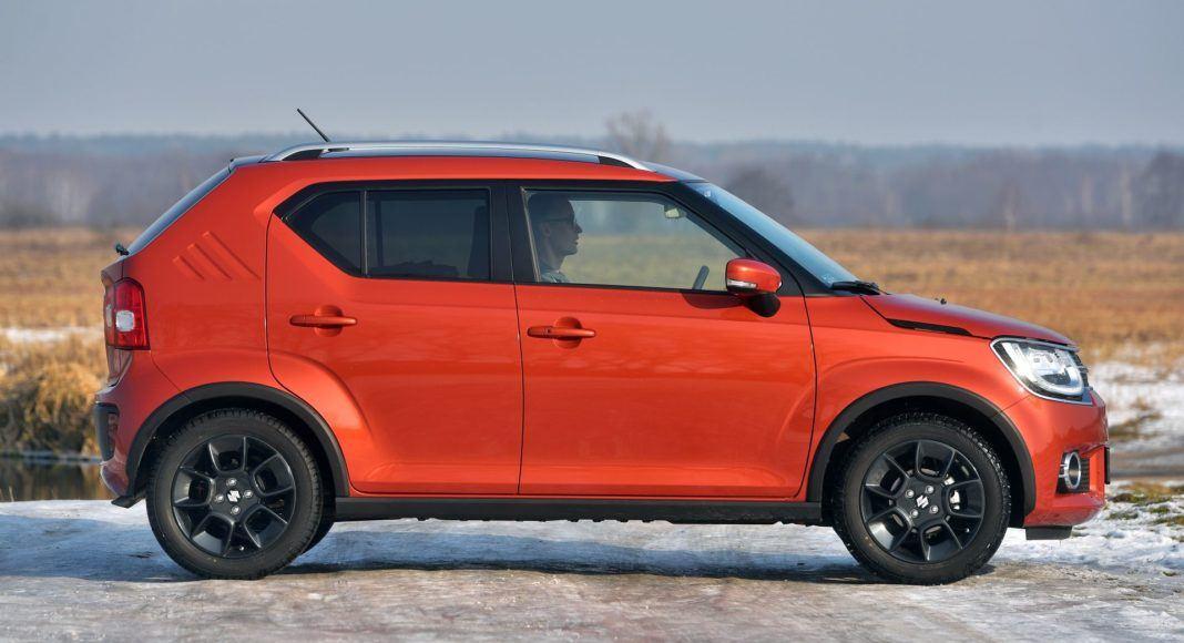 Suzuki Ignis 1.2 Allgrip - bok
