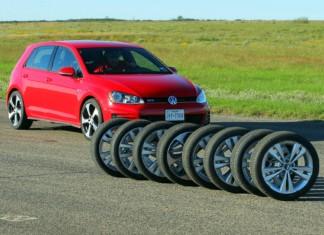 Test 8 opon letnich do aut klasy średniej i sportowych kompaktów (225/40 R18)