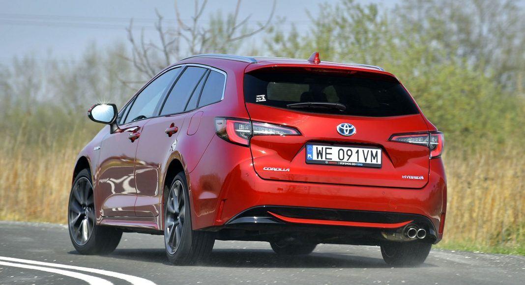 Toyota Corolla TS 2.0 Hybrid 31