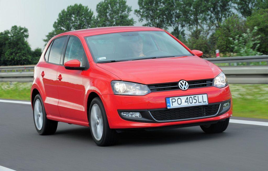 Volkswagen Polo V 10