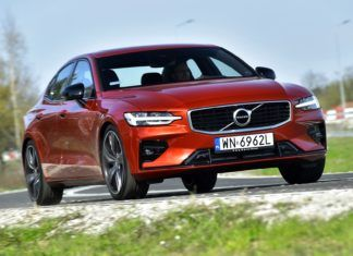Volvo S60 T5 FWD R-Design First Edition - TEST