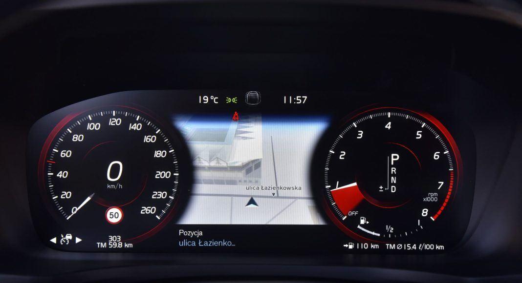VOLVO S60 III T5 R-Design 2.0T 250KM 8AT Geartronic FWD WN6962L 04-2019