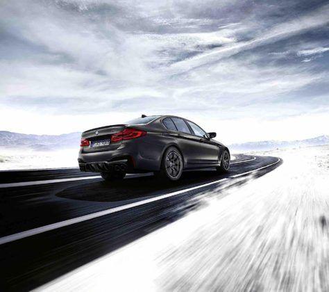 BMW M5 Edition 35 Jahre - tył