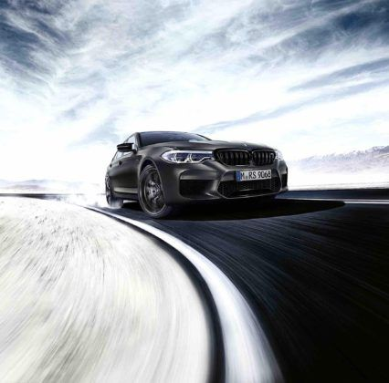 BMW M5 Edition 35 Jahre - przód