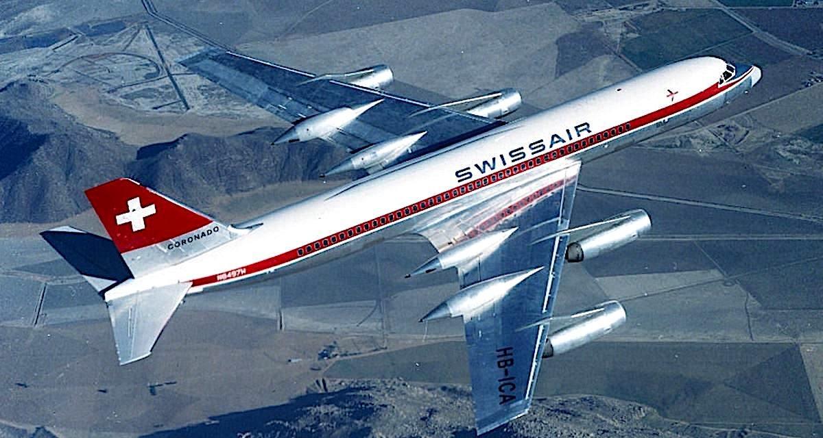 Convair 990 Coronado