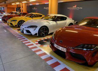 Toyota GR Supra – pierwszy test na drodze i na torze, opinia
