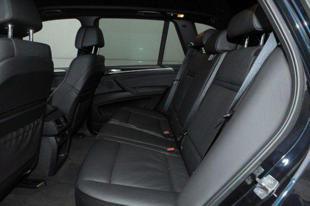 BMW X5 xDrive30d E70 FL 3.0d 245KM 8AT WY2447V 12-2011