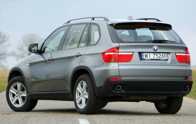 BMW X5 E70 xDrive30d 3.0d R6 235KM 6AT WI7526H 03-2009