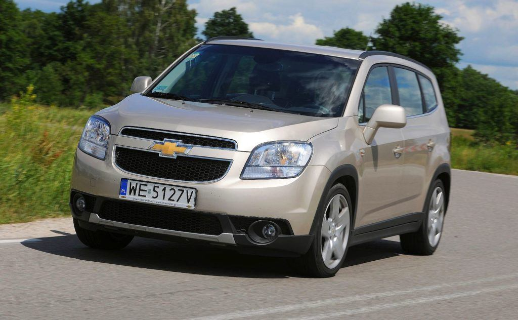 Chevrolet Orlando 01