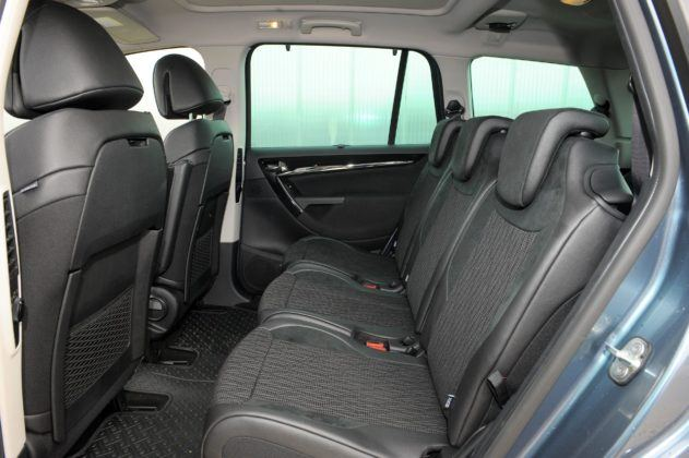 CITROEN Grand C4 Picasso I FL Exclusive 2.0HDi 150KM 6MT WW3312P 02-2011