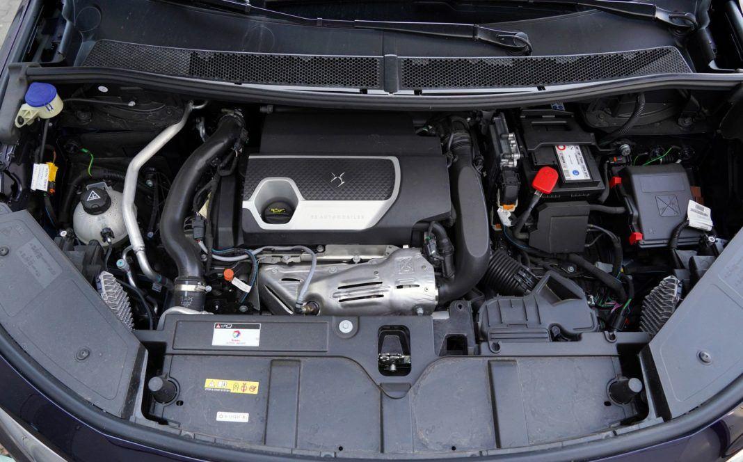 DS 7 Crossback Rivoli 1.6PureTech 225KM 8AT EAT8 WE694VR 04-2019