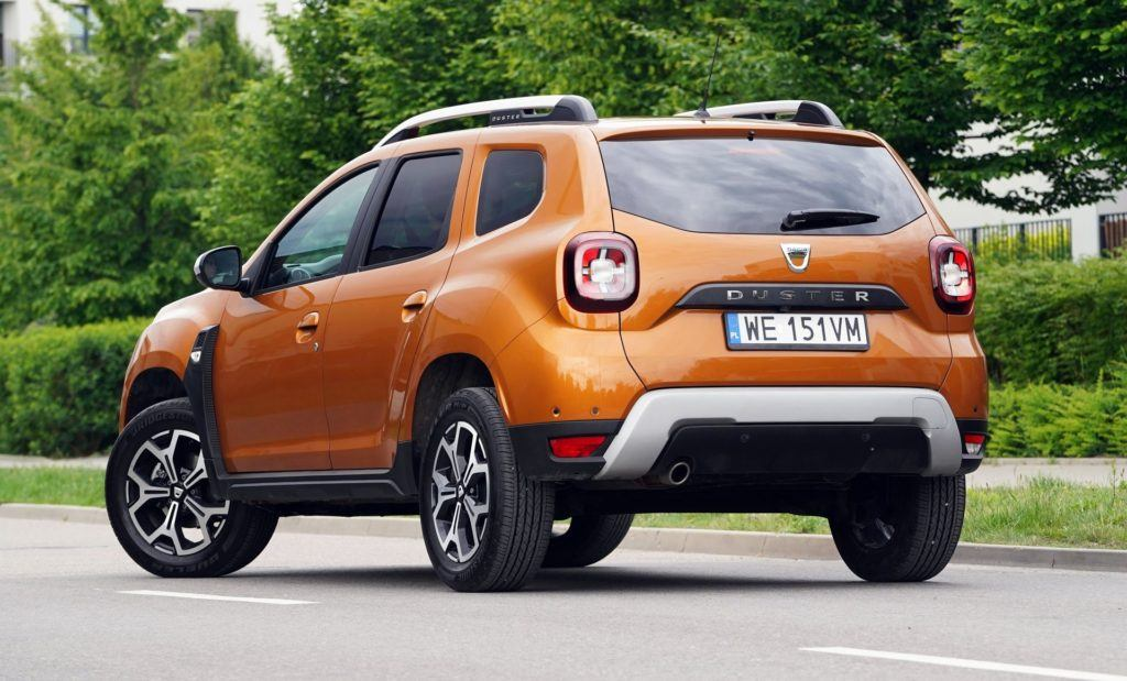 Dacia Duster - opinie
