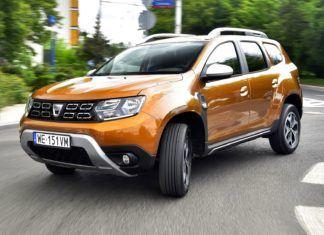 Dacia Duster z nowym silnikiem 1.3 TCe - TEST