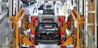 Produkcja samochodów w 2018 r.