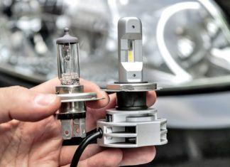 Zamiana żarówek na LED-y: efektowne rozwiązanie, ale nie zawsze legalne