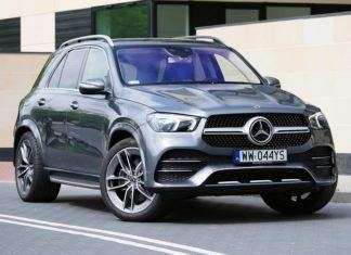 Mercedes GLE 300 d 4Matic - TEST