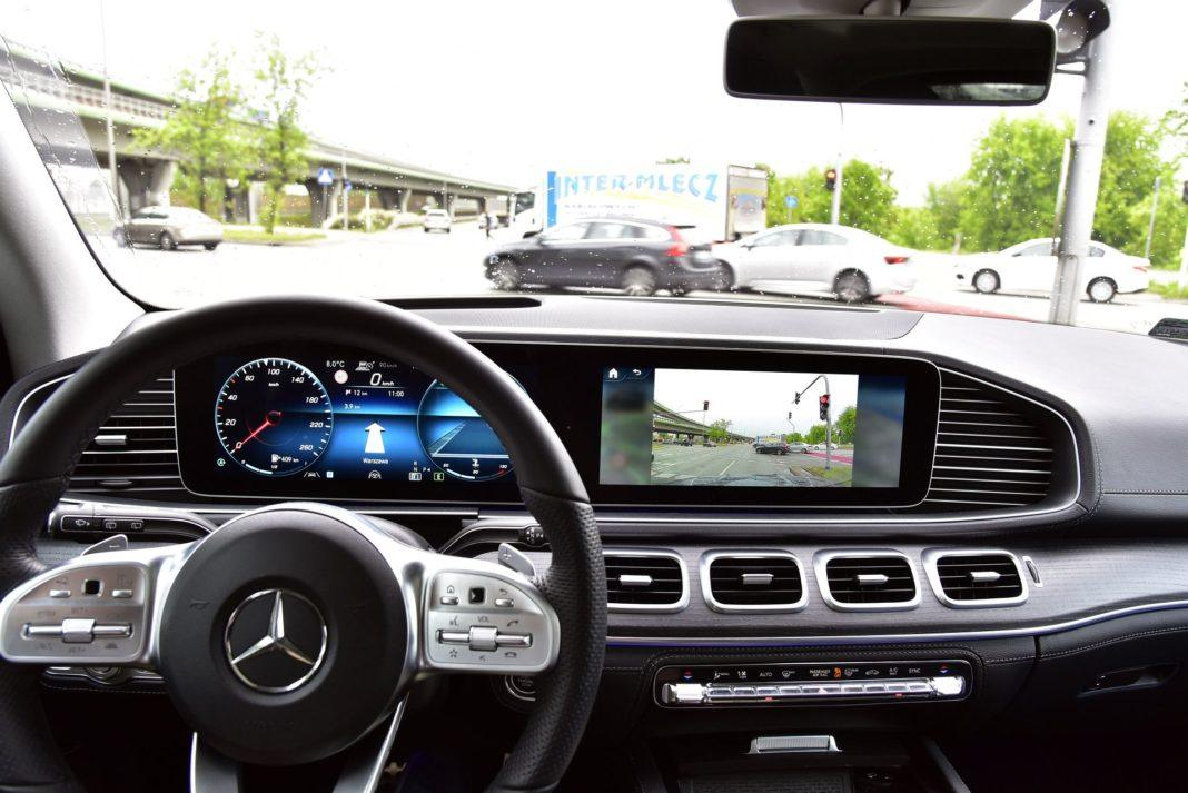 MERCEDES GLE 300d V167 AMG-Line 2.0d 245KM 9AT 9G-Tronic 4Matic WW044YS 05-2019