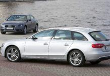 Wspólne - AUDI A4 B8 FL - AUDI A4 B8 FL Avant 05-2012