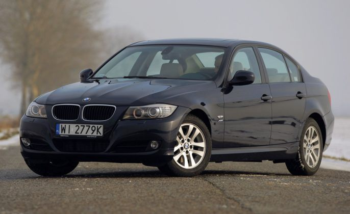 BMW 320d E90 FL 2.0d 177KM 6AT xDrive WI2779K 01-2009