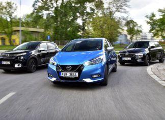 Skoda Fabia, Citroen C3, Nissan Micra - który jest najlepszym autem miejskim ze skrzynią automatyczną?