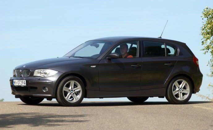 BMW 120i E87 2.0 150KM 6AT WI0729A 08-2004