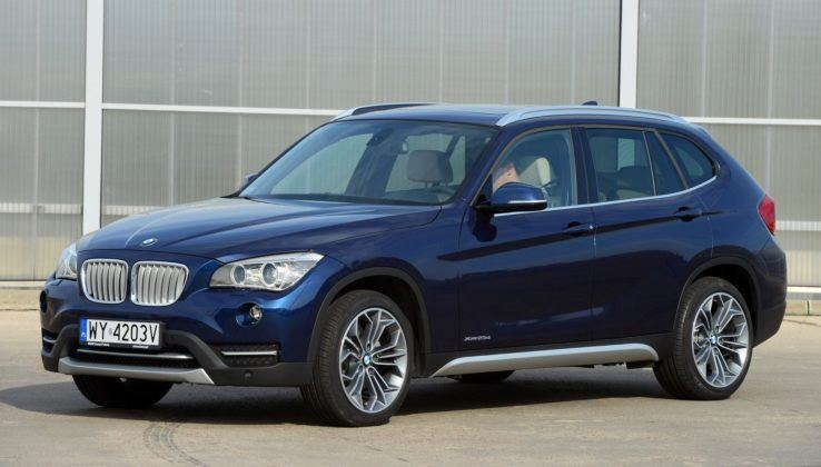 BMW X1 E84 FL xDrive25d 2.0d 218KM 8AT WY4203V 10-2012