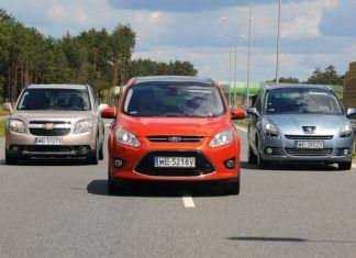 Używane minivany dla rodziny. Przegląd 10 modeli za 25 tys. zł