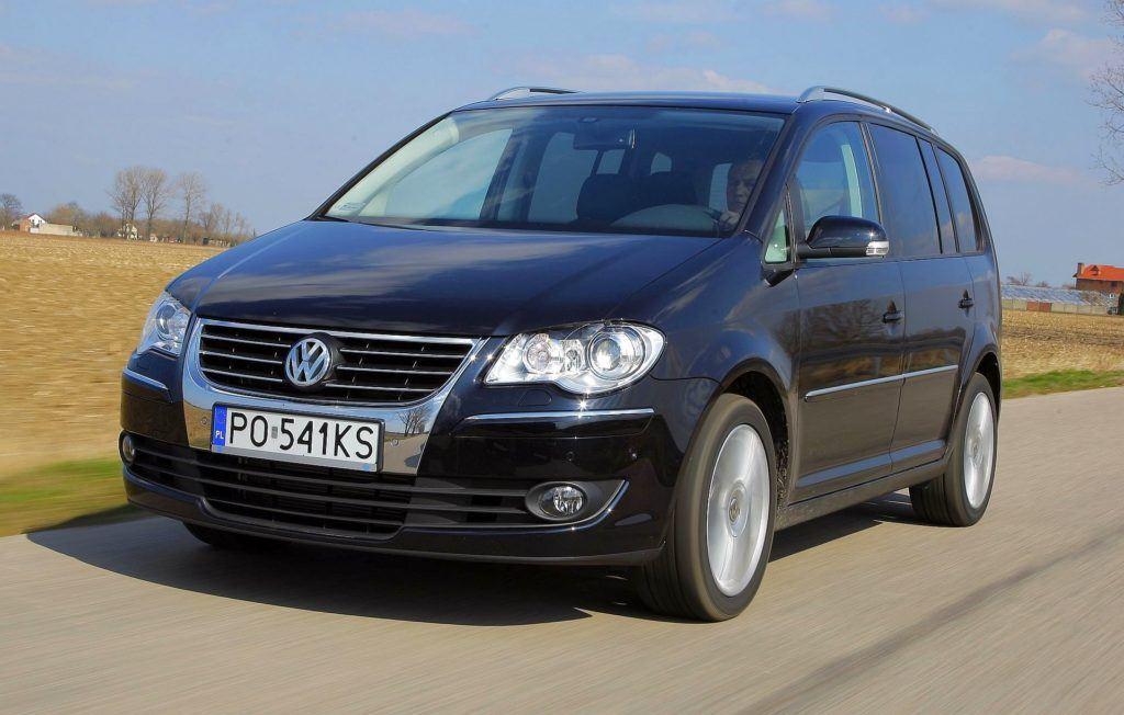 Volkswagen Touran 06